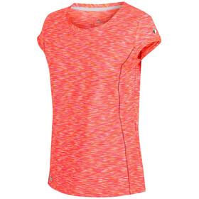 Regatta Hyperdimension - T-shirt manches courtes Femme - orange